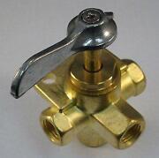 Brass Fuel Valve