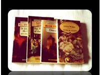 CLASSIC BOOKS - (4) - PAPERBACK - FOR SALE