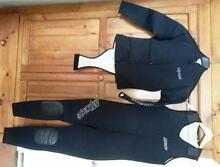 Mirage 2 piece wet suit Beaconsfield Fremantle Area Preview