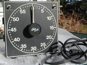 PROFESSIONAL TIME-O-LITE MOD.#P-72 J5032 1000W DARKROOM TIMER
