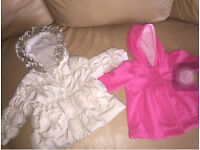 Baby girl jackets 3-6 month