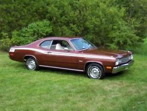 WANTED: A  1973 - 1974 Plymouth duster
