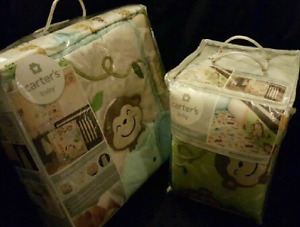 Baby Bed Set and Bumper BRAND New!!