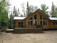 4 Season Cabin New & Modern (1300+Sq Ft) with hottub, Belair, MB