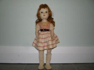 antique effanbee doll