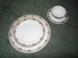Limoges  - set of dishes
