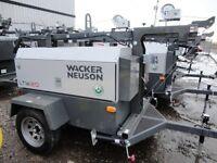 Wacker Neuson Light Equipment