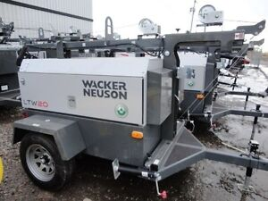 Wacker Neuson Light Equipment