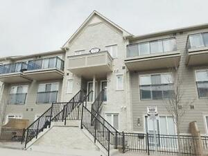 Spacious Two-Bedroom Condo Townhouse at Central Erin Mills!