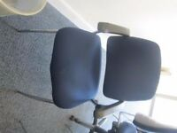 Office chairs with arms suitable for meeting room or recreation room