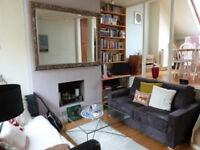 superb one double bedroom property on the top floor of a period conversion in Crouch End