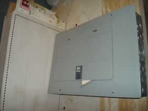 New Eaton Cutler-Hammer 125A, 20/40 circuit panel, CPL120 W