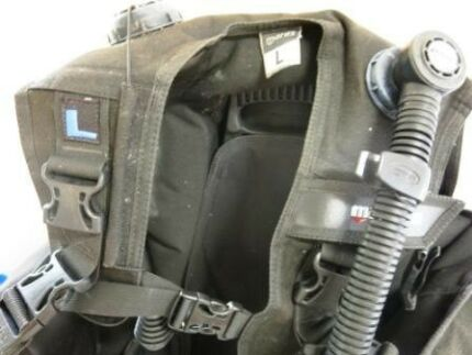 USED MARES ROVER Large  BCD Scuba Diving
