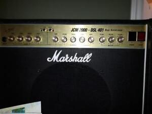Marshall JCM 2000 DSL 401 Electric Guitar Amplifier