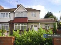 3 bedroom house in Cannon Hill Lane, West Wimbledon, SW20 (3 bed)