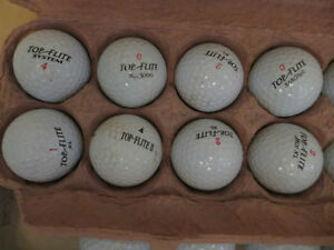 Dunlop / Welson / Top-Flight Golf Balls