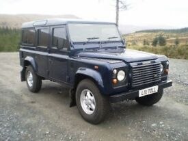 Defender 110 County Station Wagon TD5 - NO VAT!!!