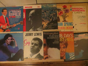 Assorted 10 Records