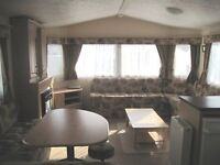 Immaculate used static caravan for sale, sited on a quiet plot, ideal family holiday home
