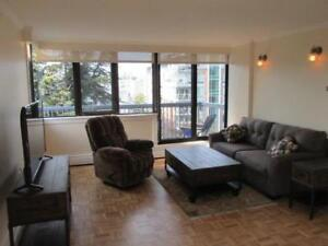 FURNISHED 1 Bdrm Condo in James Bay