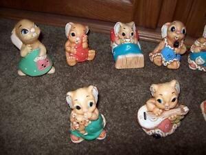 Woodlander Mereside or Pendelfin England Bunny Figurines London Ontario image 3