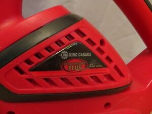 King Canada Electric Leaf Blower London Ontario image 2