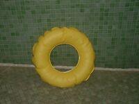 Yellow Kids Swin Ring