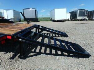 14,000# GVWR - 7 x 18 HD Equipment Hauler by Canada Trailers Edmonton Edmonton Area image 13