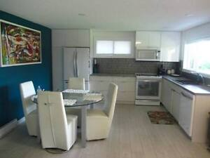 Executive, 1 Bdrm, Fully Furnished Main Floor