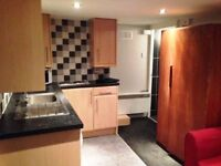 STUDIO-FULLY FURNISHED-AVAILABLE TO VIEW ASAP-£340PCM-MOVE IN ASAP-PERFECT FOR A PROFESSIONAL/COUPLE