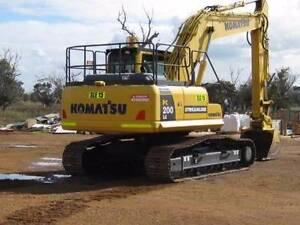 20T Komatsu Excavator Busselton Busselton Area Preview