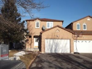 AJAX 6 Rooms! 4 Bed with 2 Bed finished basement
