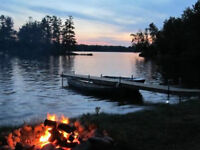 Muskoka Beachfront Cottage for Rent on a Private Lake!