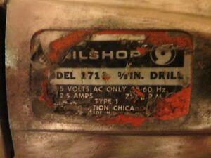 Skilshop Heavy Duty Drill London Ontario image 2