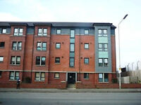 2 Bed modern flat to rent on Springfield Road, Parkhead, East End