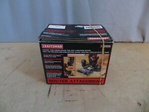 Craftsman Router Attachment London Ontario image 3