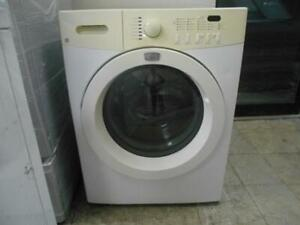 Laveuse Frigidaire Affinity chargment frontal grand capacite -
