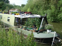 FOR SALE: beautiful 55ft narrowboat with transferrable Oxford mooring - AVAILABLE NOW