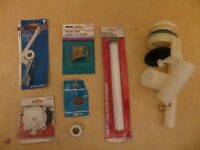 Toilet Renovation Materials