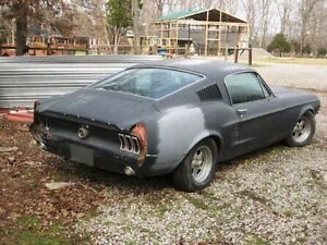 Looking for 1967-1968 Ford Mustang fastback or convertible