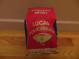 Lucas Power Beam Unit