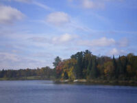 New Cottage on Large Lot, Ainslie Lake