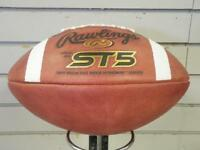 Brand New Rawlings ST5 Leather Football