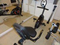 OLYMPUS SPORT RECUMBENT EXERCISE BIKE