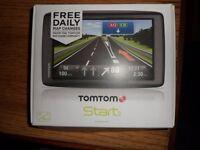 """TomTom Start 60 6"""" Sat Nav with Full Europe Maps"""