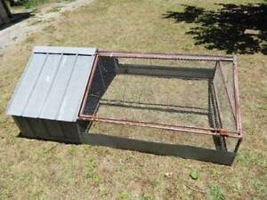 Rabbit or Guineau Pig Cage - Bargain @ $50 Dernancourt Tea Tree Gully Area Preview