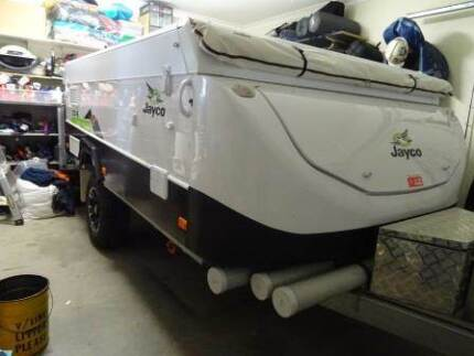 2014 Jayco Dove Outback Lara Outer Geelong Preview