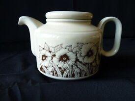 Hornsea Cornrose Pottery