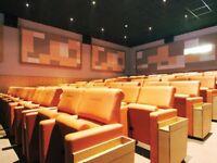 Festive Team Members - The Grosvenor Cinema