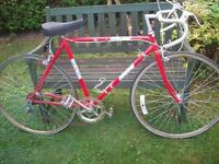 Retro vintage Phillips (made by Raleigh racer bike